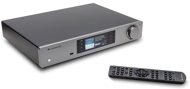 Bedienung vom Cambridge Audio CXN V2
